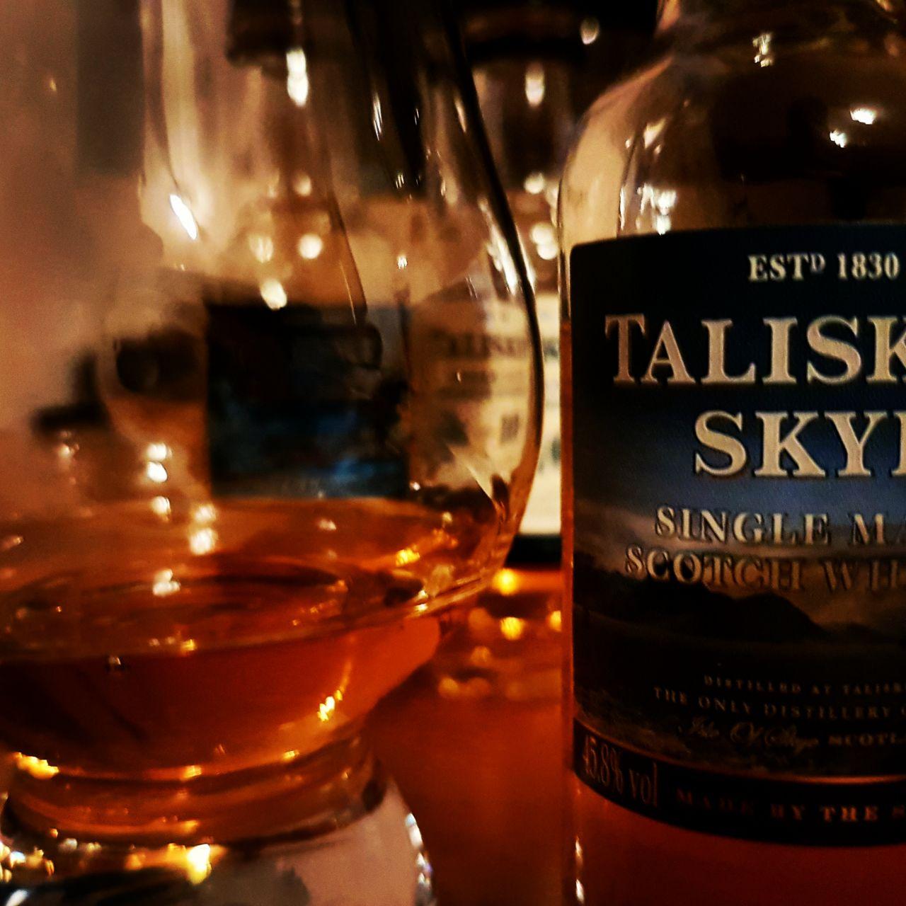Talisker Skye Islay Single Malt Scotch Whisky