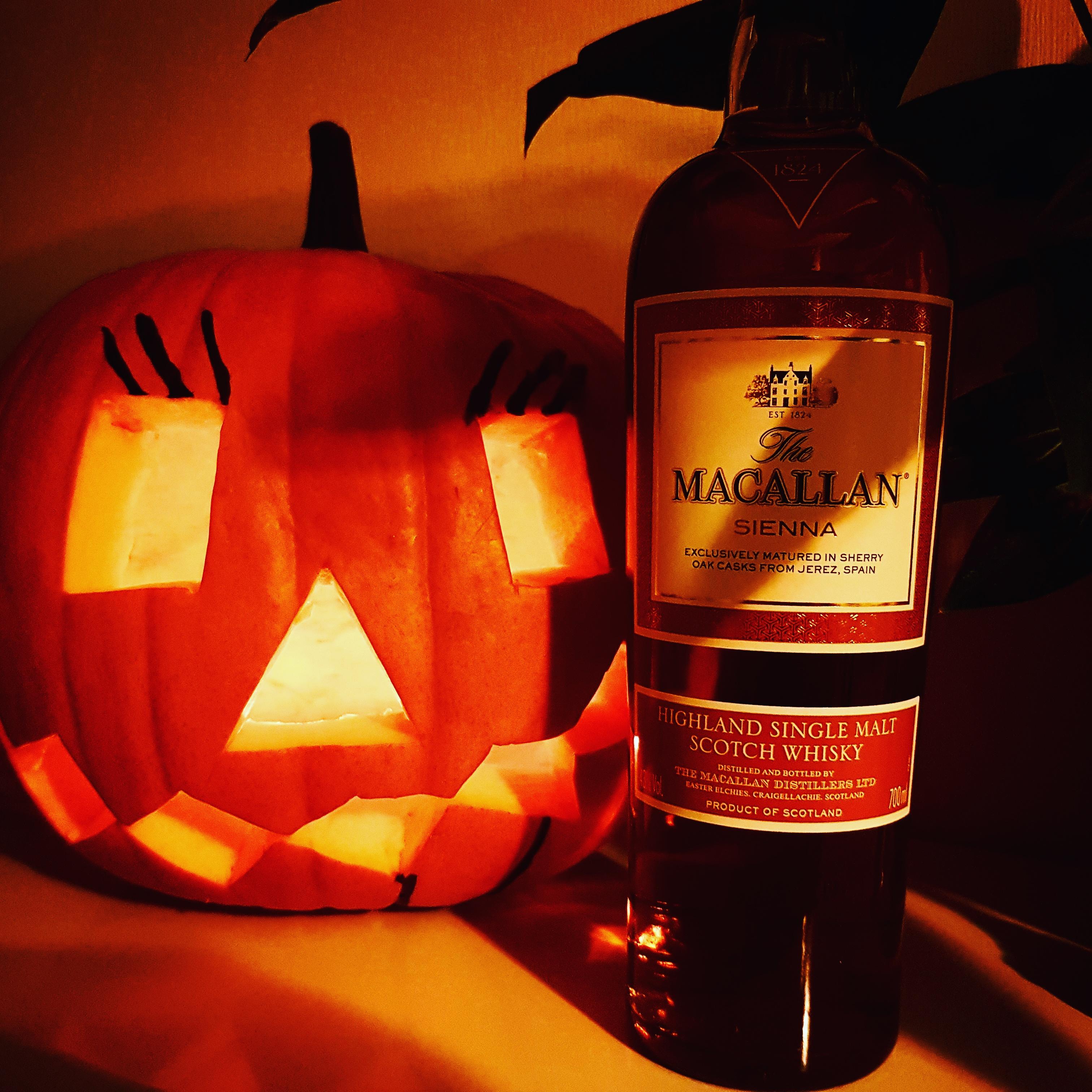 The Macallan Sienna Highland Single Malt Scotch Whisky