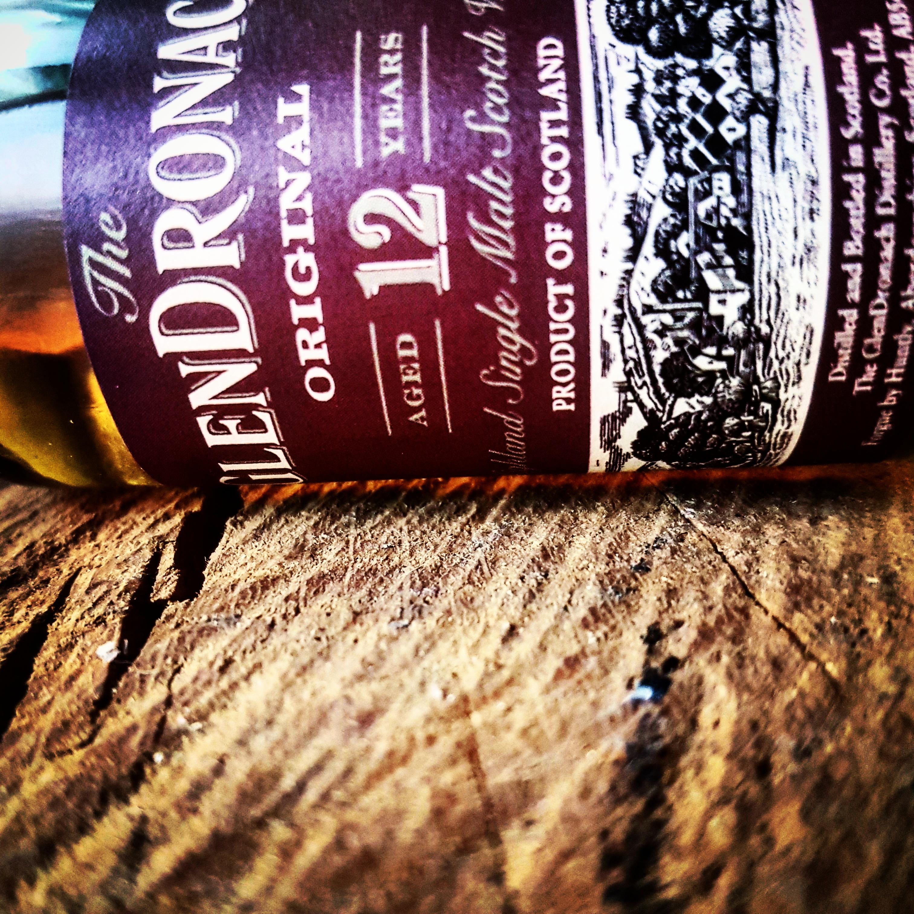 The GlenDronach Original 12 Jahre Highland Single Malt Scotch Whisky