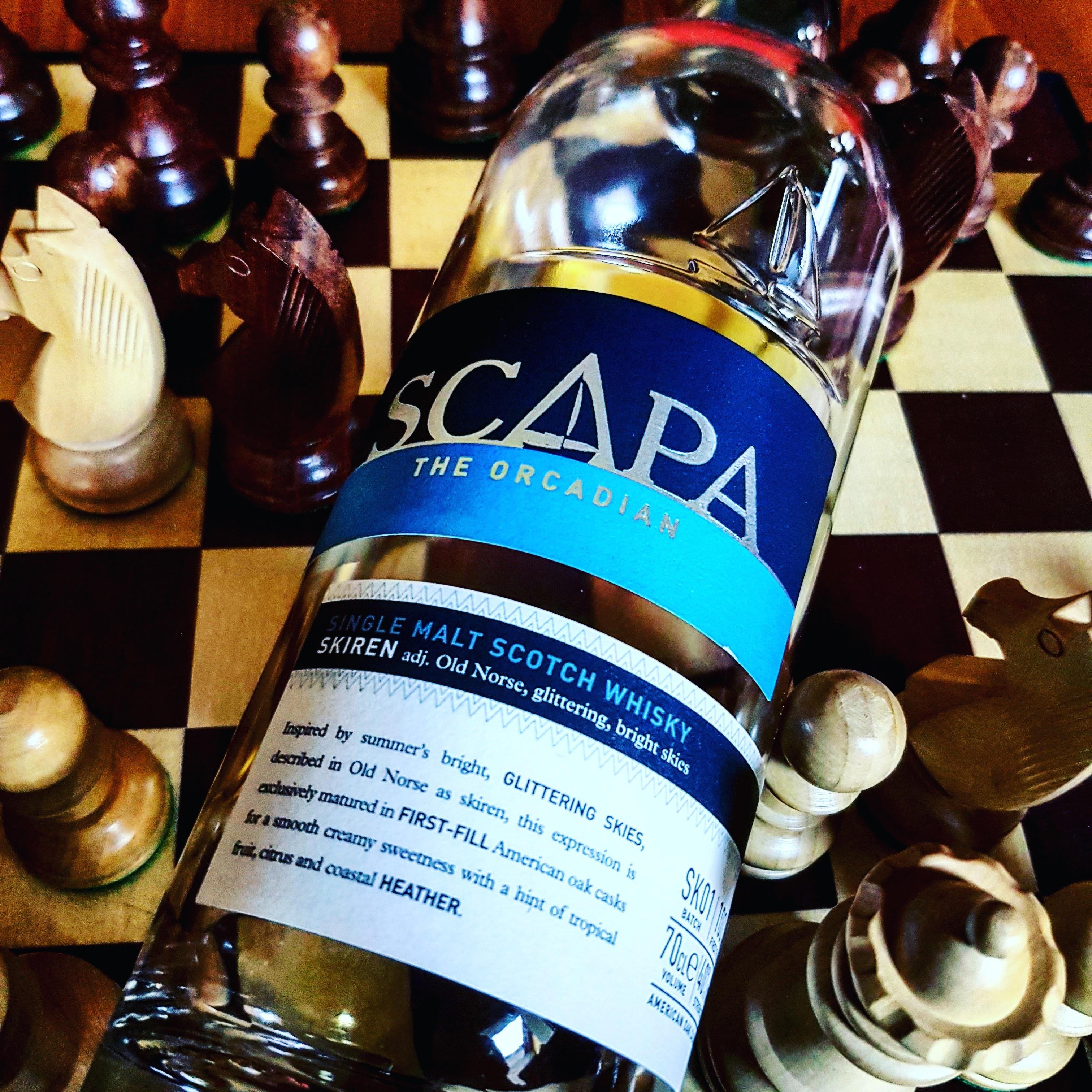 Scapa The Orcadian Skiren Single Malt Scotch Whisky