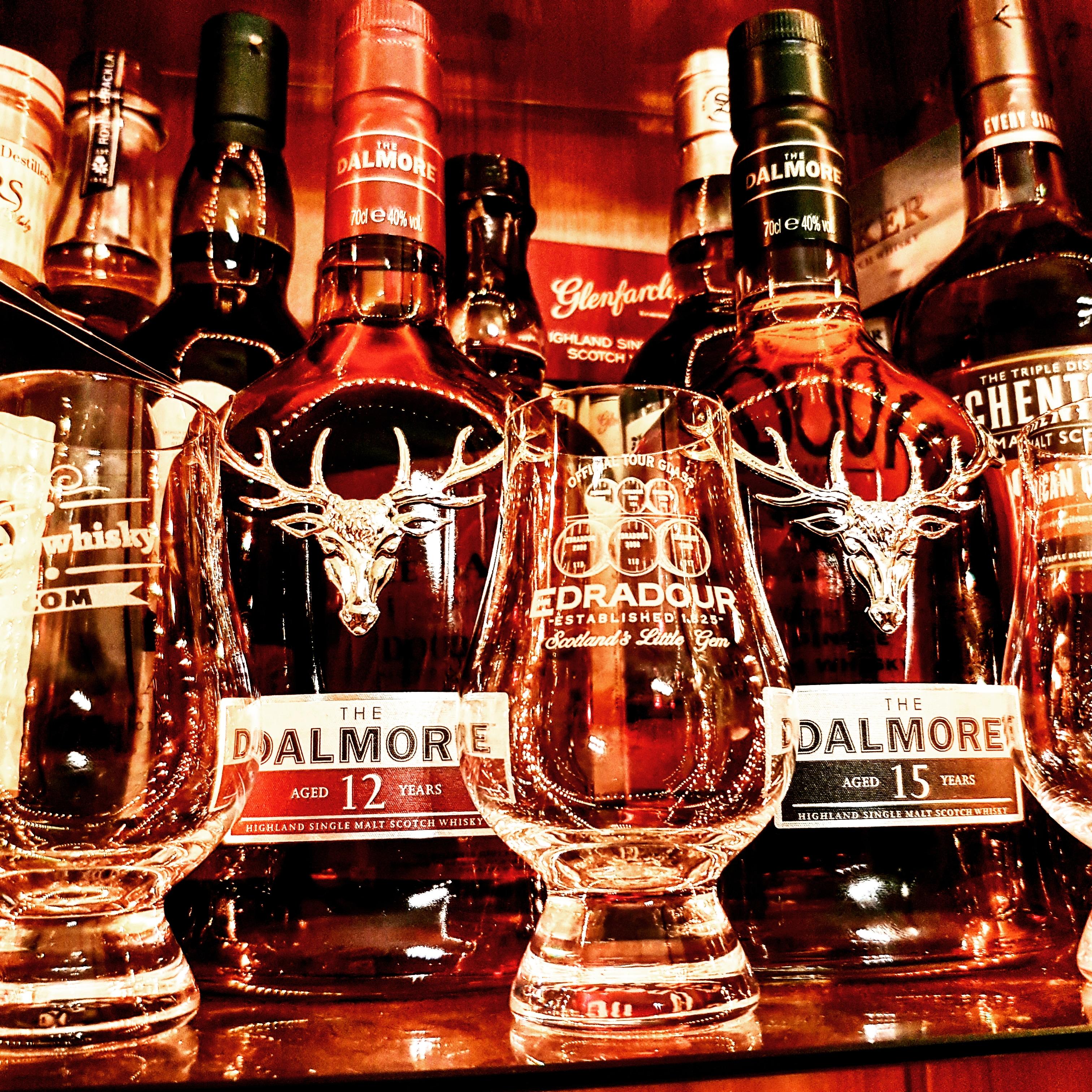 welcher whisky ist zu empfehlen