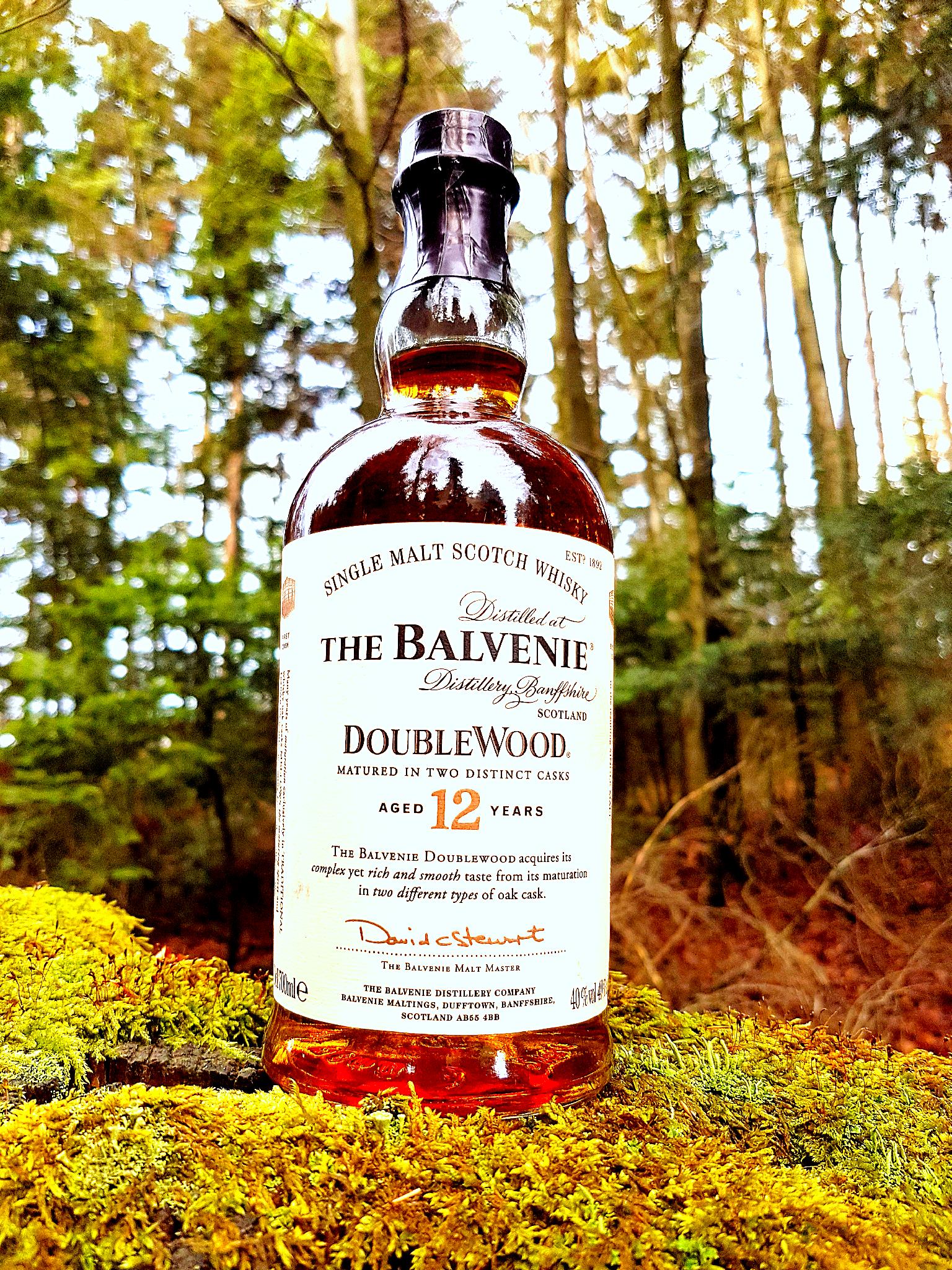 Balvenie 12 Jahre Double Wood Single Malt Scotch Whisky Foto 03