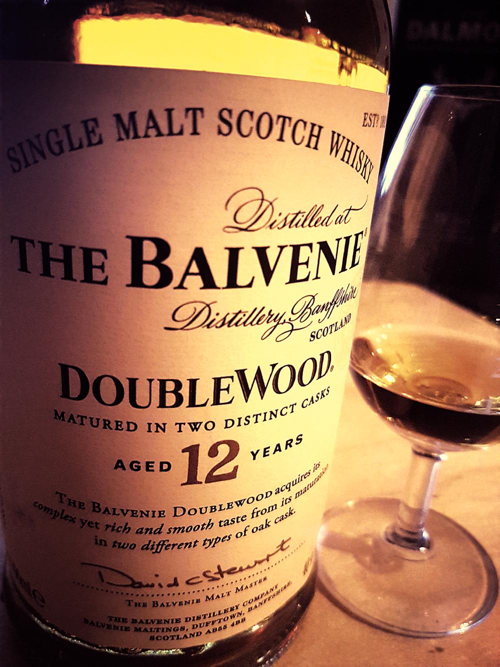 Balvenie 12 Jahre Double Wood Single Malt Scotch Whisky Foto 04