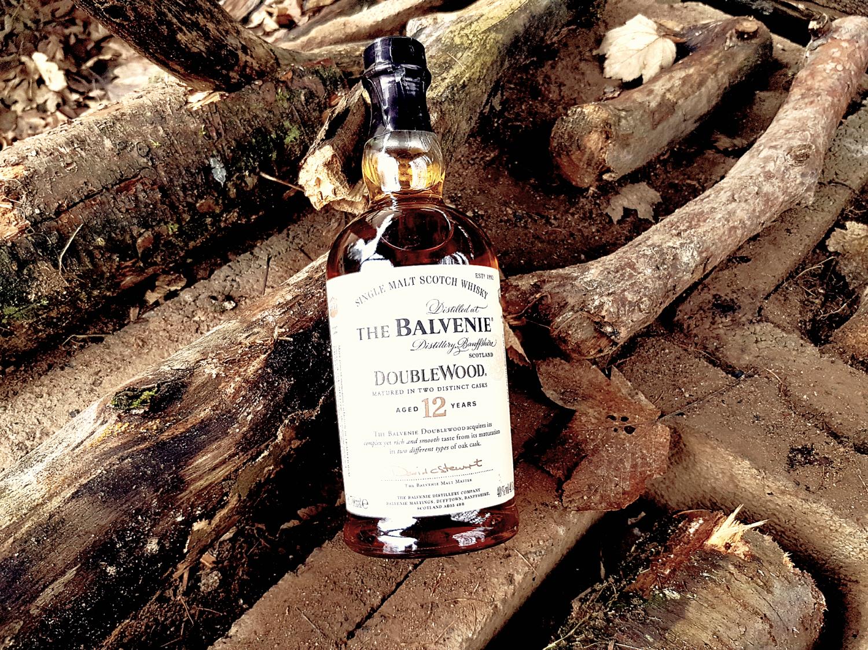 Balvenie 12 Jahre Double Wood Single Malt Scotch Whisky Foto 01 horizontal