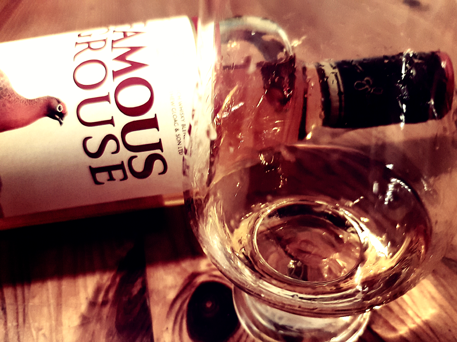 The Famous Grouse Blended Scotch Whisky Foto 02
