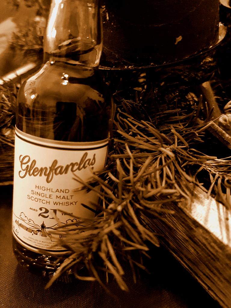 Glenfarclas 21 Jahre Speyside Single Malt Scotch Whisky