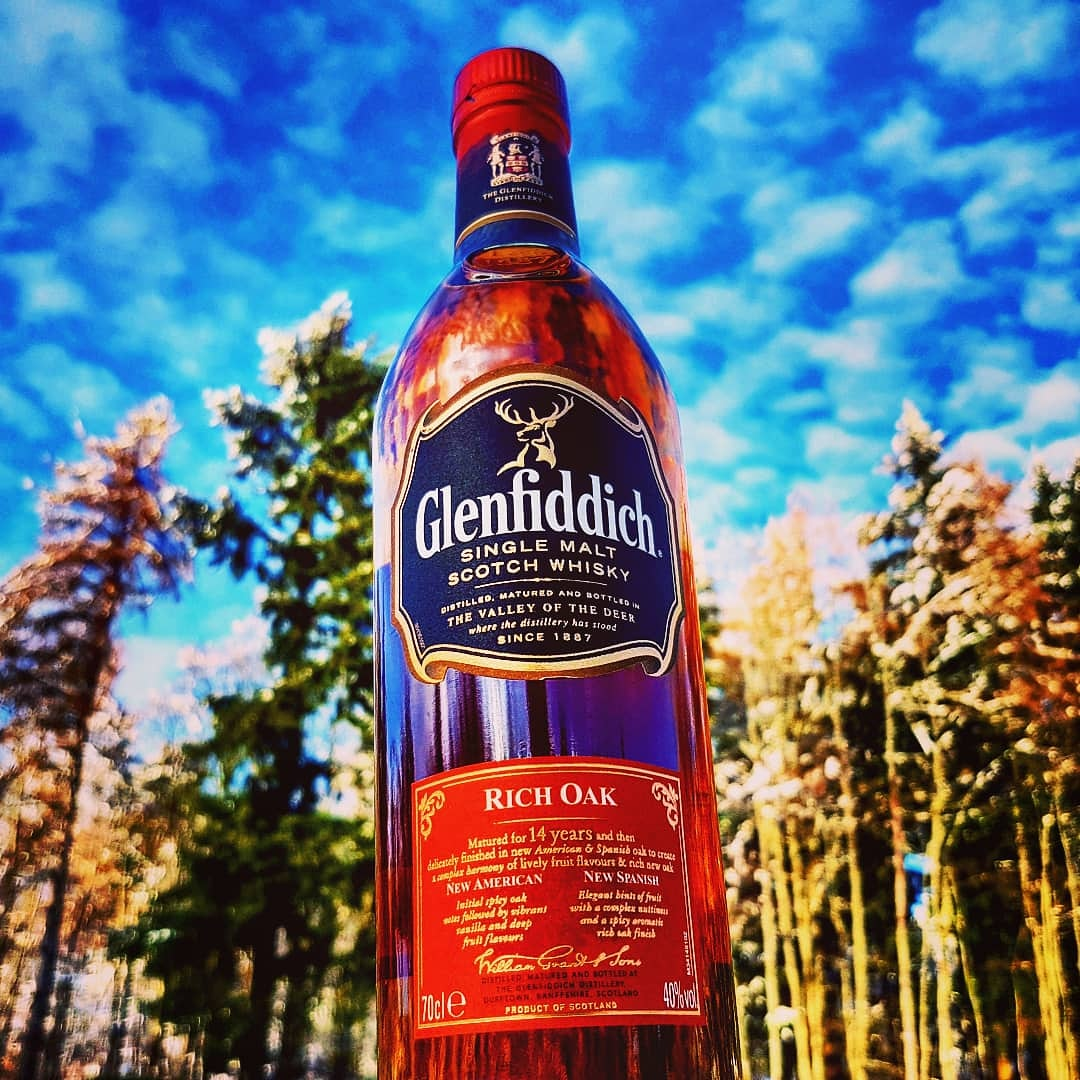 Glenfiddich 14 Jahre Rich Oak Speyside Single Malt Scotch Whisky