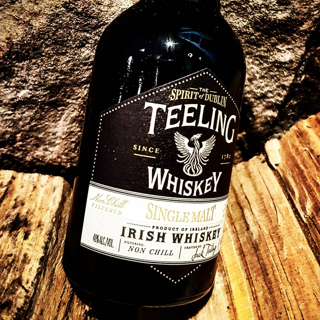 Teeling Single Malt Irish Whiskey Foto