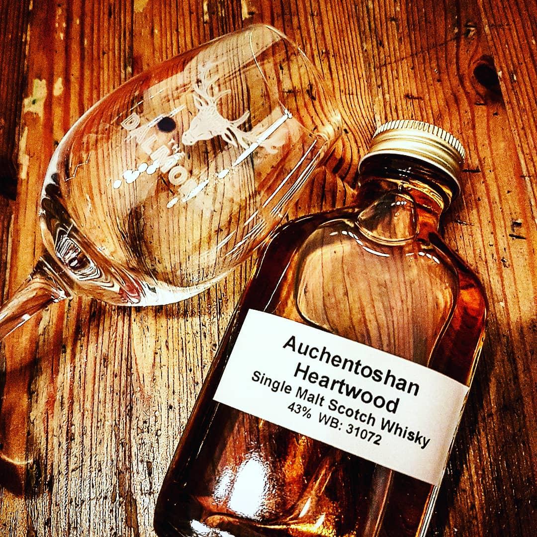 Auchentoshan Heartwood Lowland Single Malt Scotch Whisky