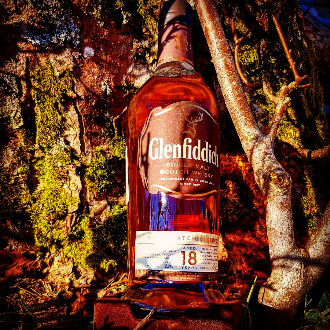 Glenfiddich 18 Jahre Speyside Single Malt Scotch Whisky