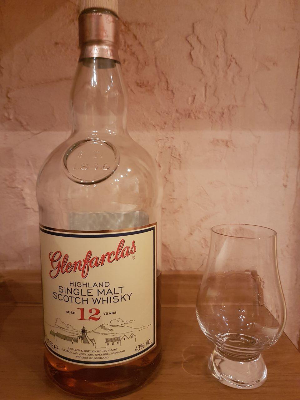 Glenfarclass 12 Jahre Single Malt Scotch Whisky
