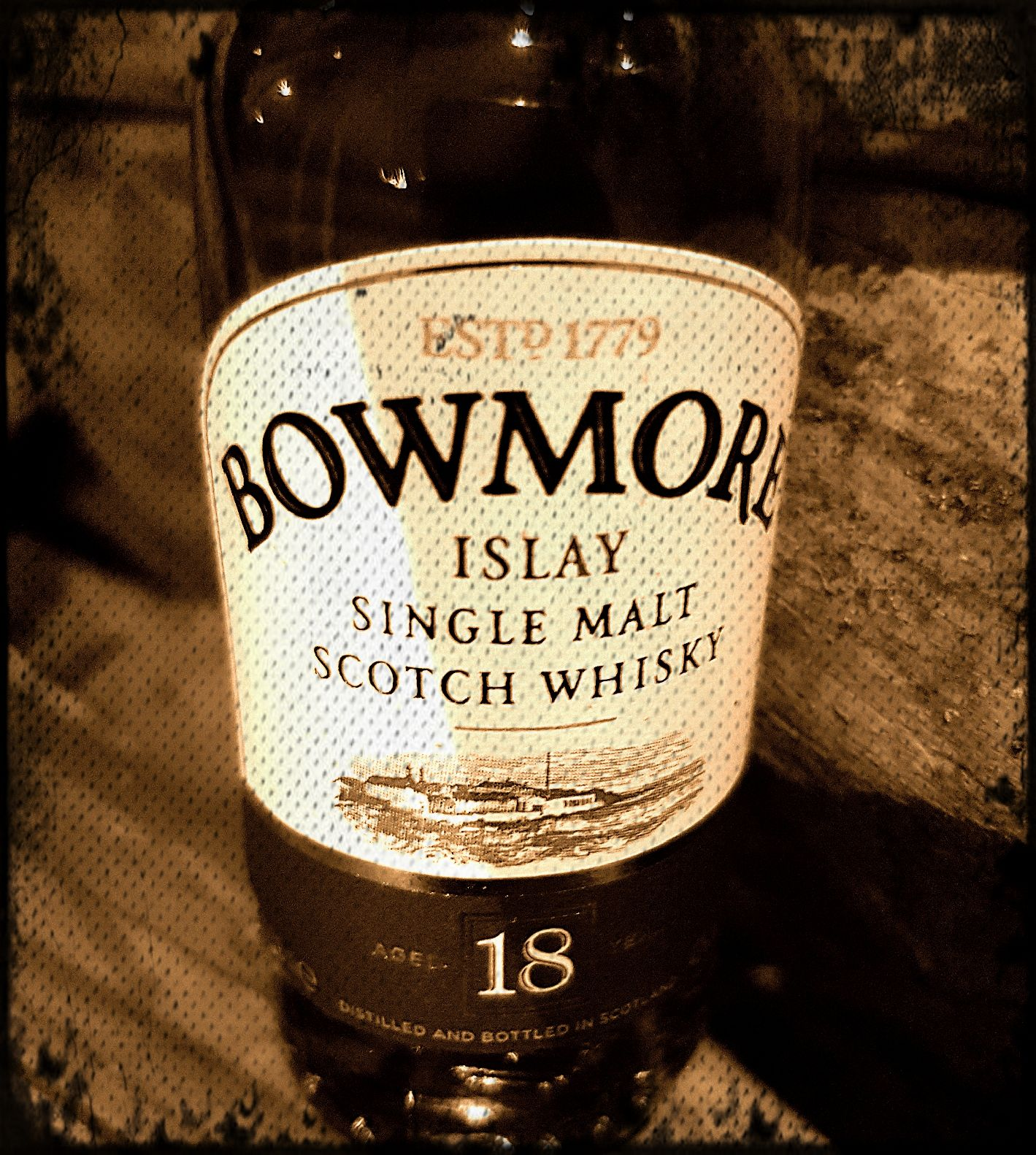 Bowmore 18 Jahre Islay Single Malt Scotch Whisky