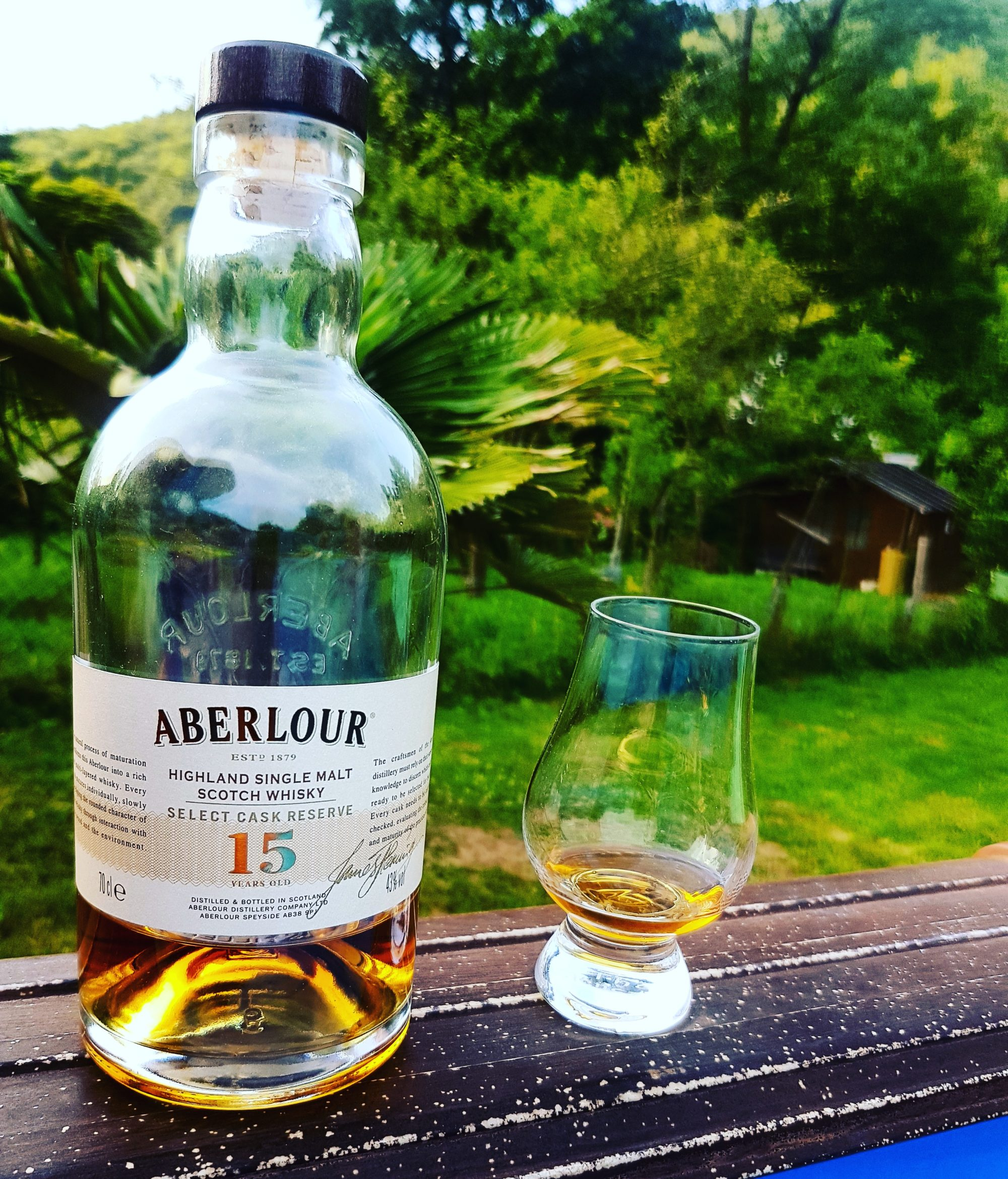 Aberlour Select Cask Reserve 15 Jahre Single Malt Scotch Whisky