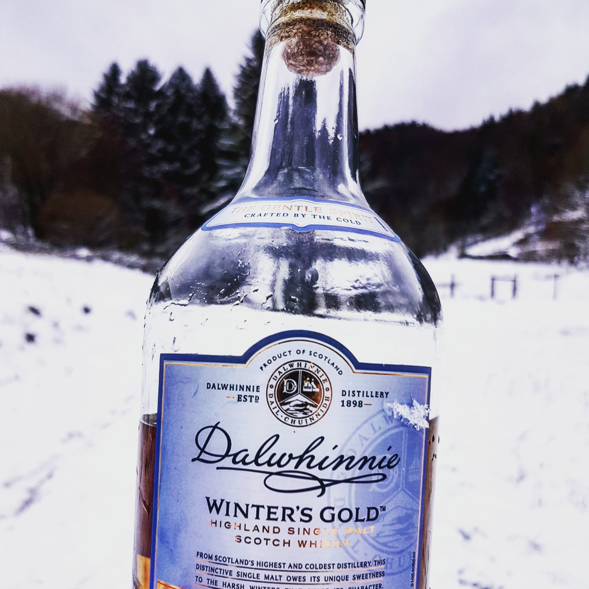 Dalwhinnie Winters Gold Foto