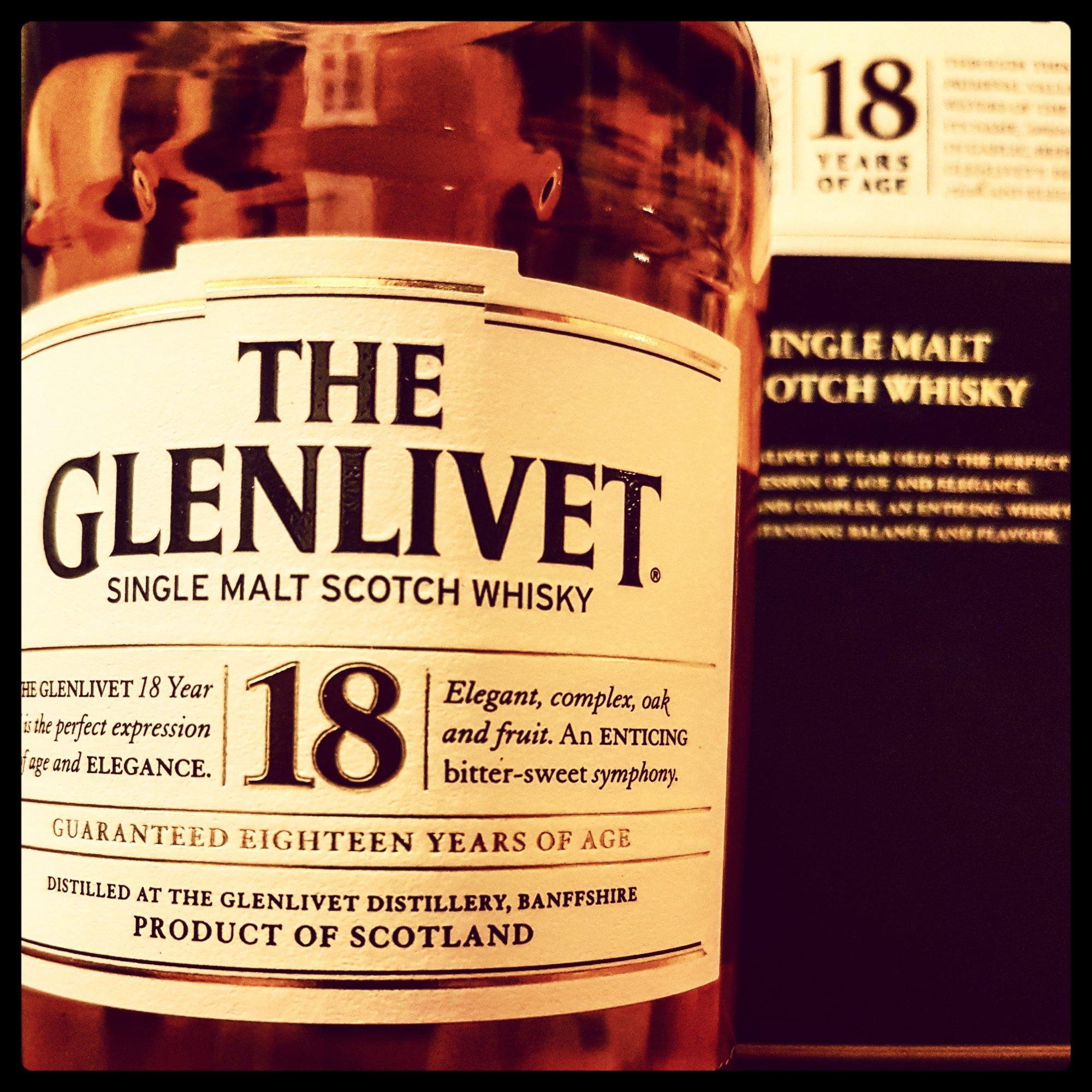 Glenlivet 18 Jahre Foto