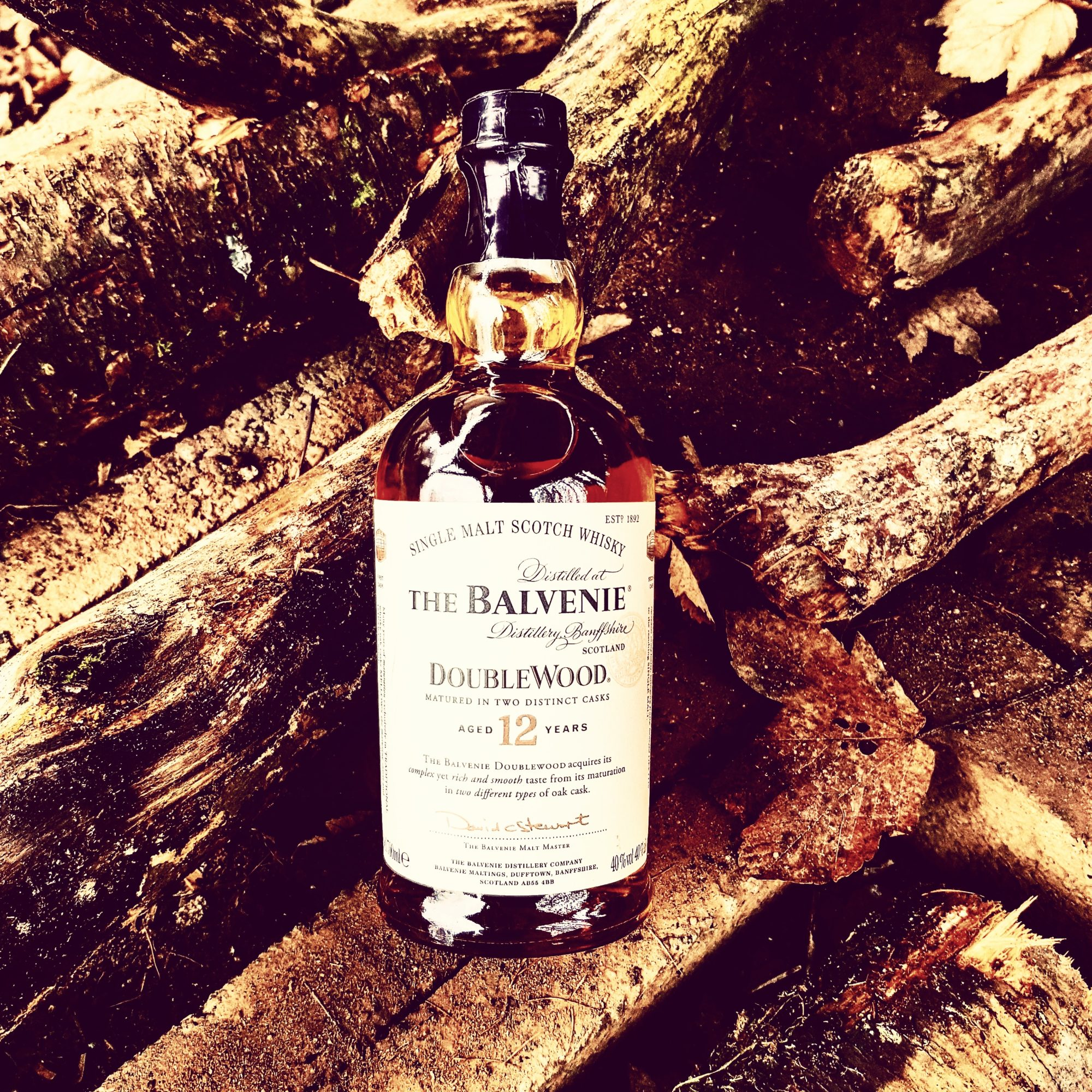 Balvenie 12 Jahre Double Wood Single Malt Scotch Whisky