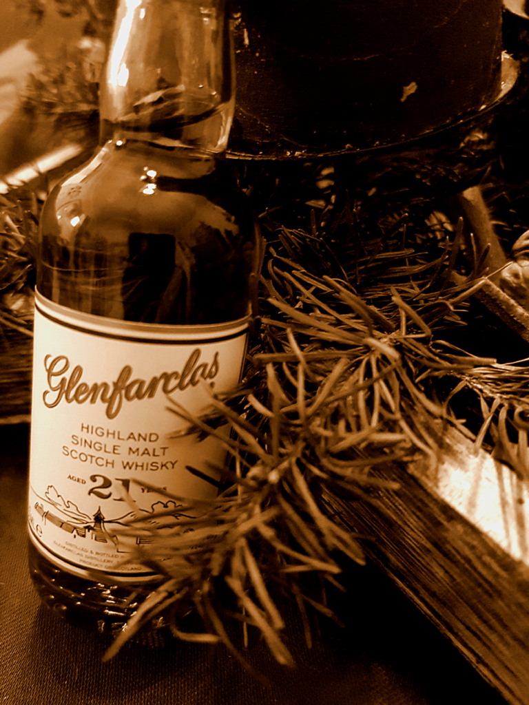 Glenfarclas 21 Jahre Speyside Single Malt Scotch Whisky