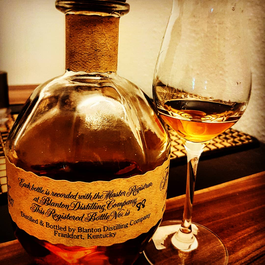 Blanton's The Original Kentucky Straight Bourbon Whiskey