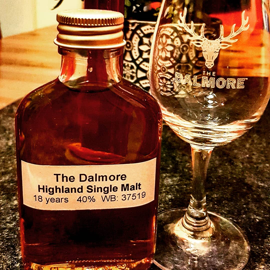The Dalmore 18 Jahre Highland Single Malt Scotch Whisky