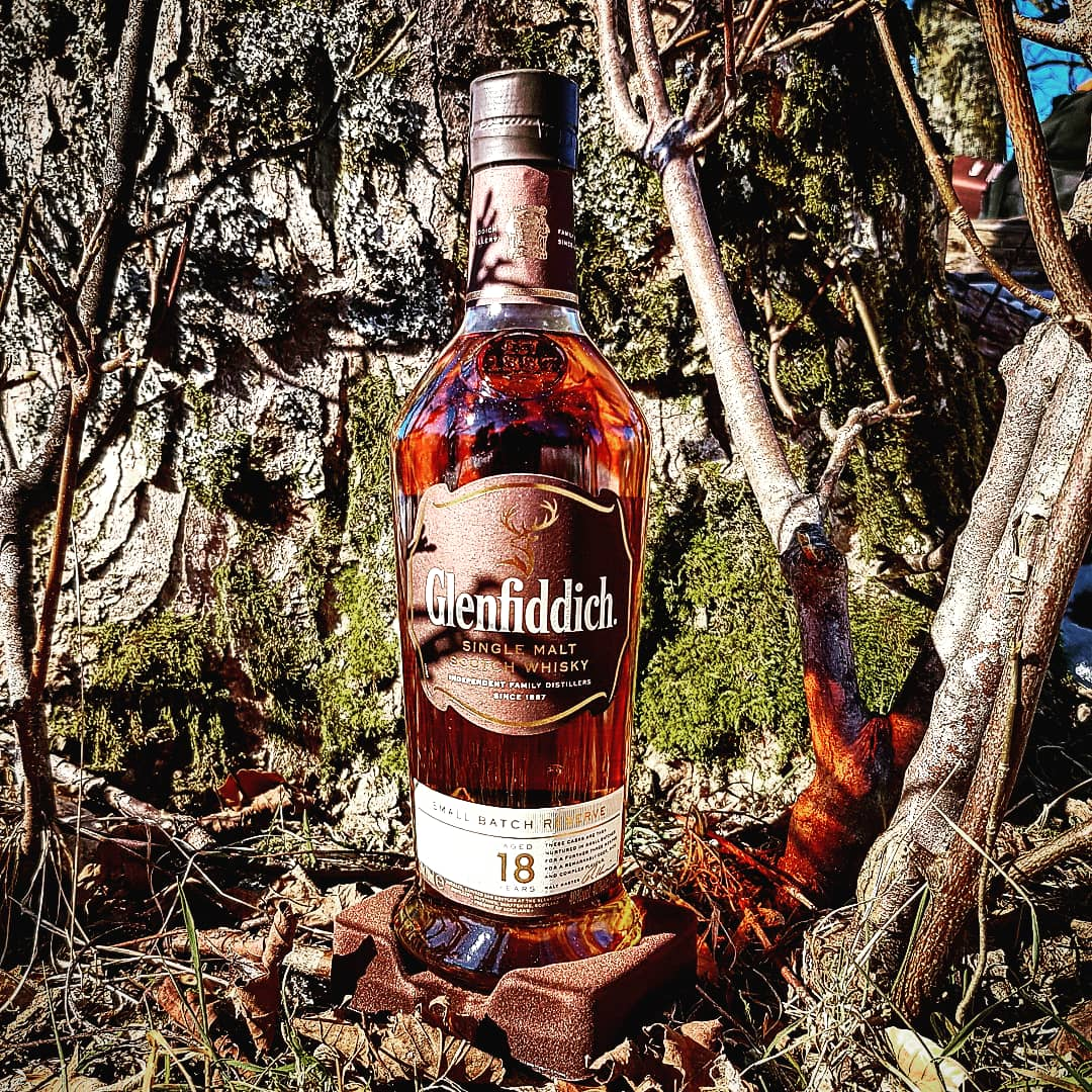 Glenfiddich 18 Jahre Speyside Single Malt Scotch Whisky