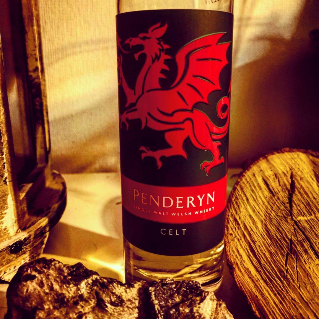 Penderyn Celt Single Malt Welsh Whisky