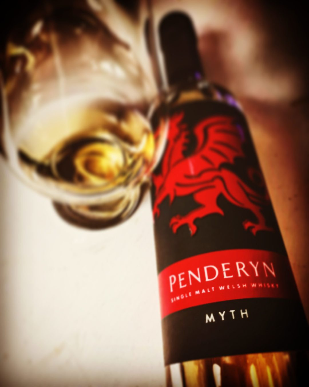 Penderyn Myth Single Malt Welsh Whisky
