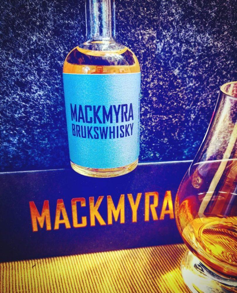 Mackmyra Bruks Swedish Blended Malt Whisky