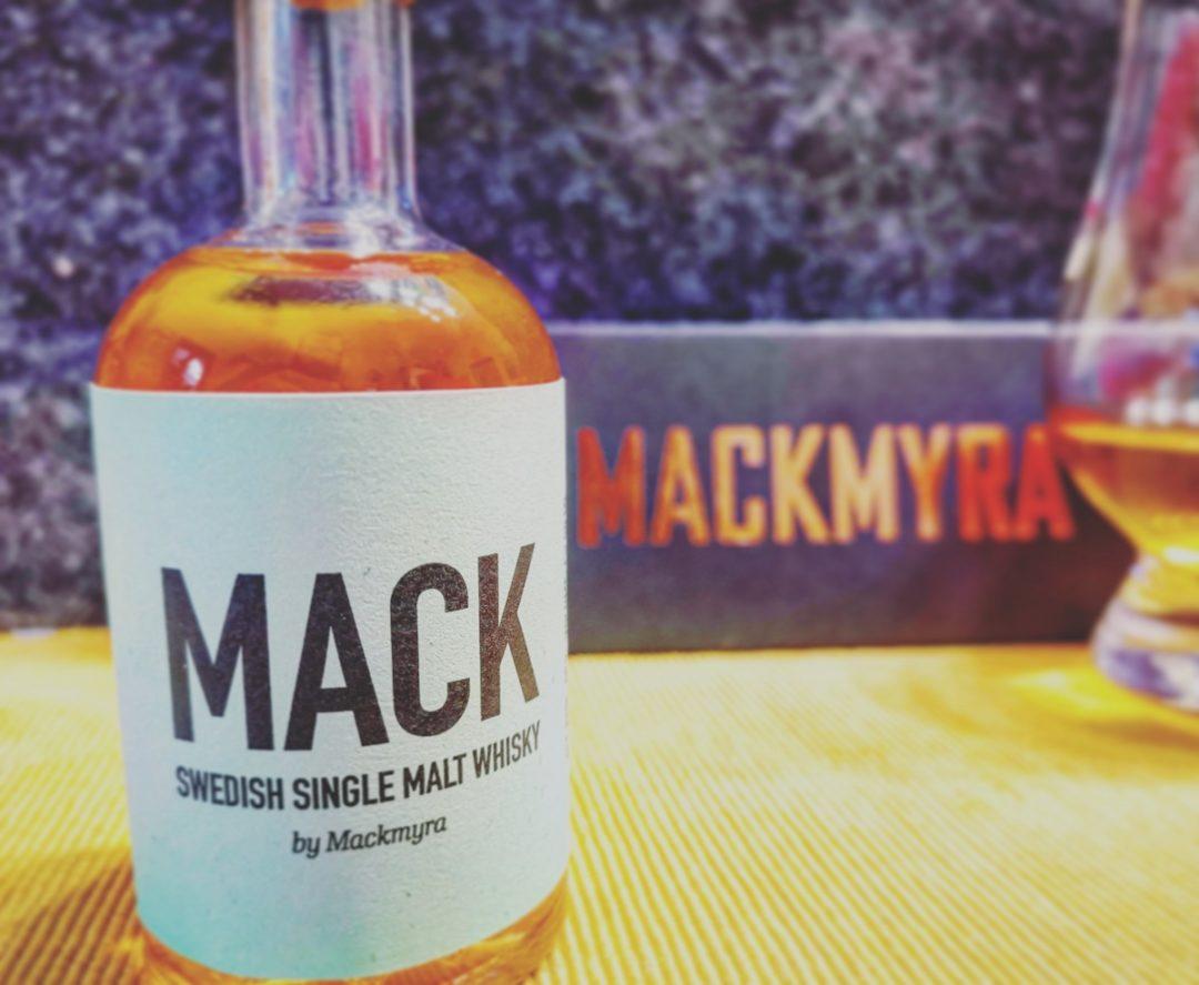 Mackmyra Mack Swedish Single Malt Whisky