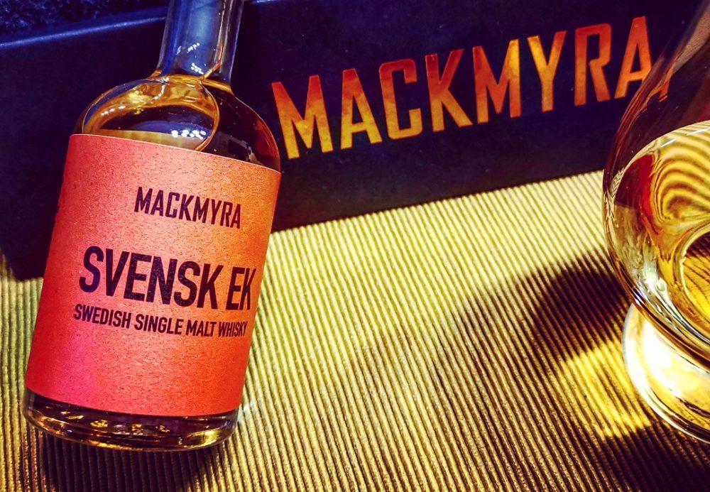 Mackmyra Svensk Ek Swedish Single Malt Whisky