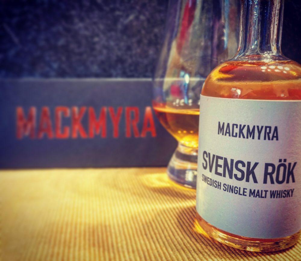 Mackmyra Svensk Roek Swedish Single Malt Whisky