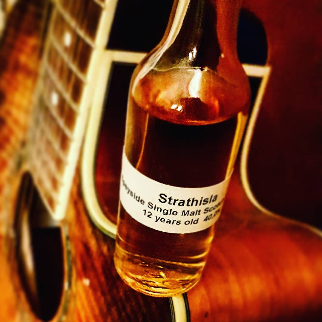 Strathisla 12 Jahre Speyside Single Malt Scotch Whisky
