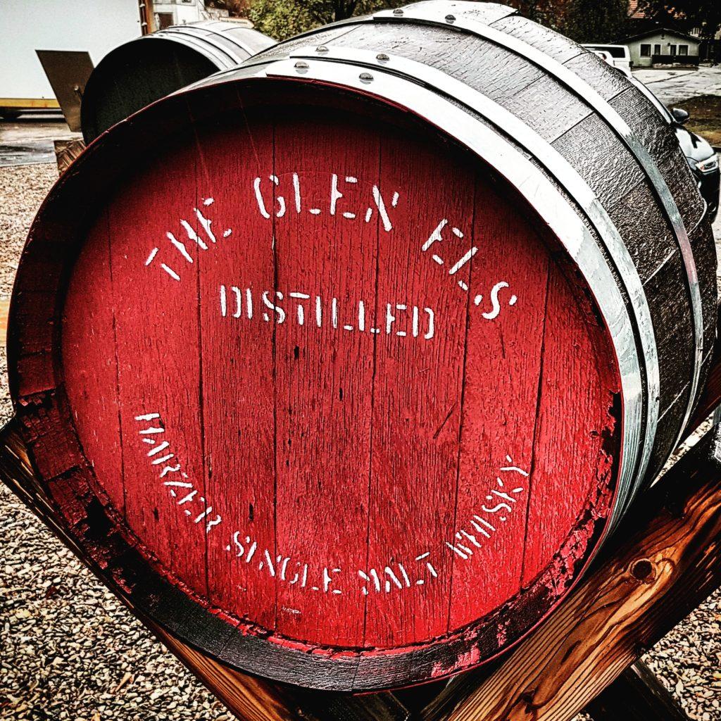 Whisky Fass Glen Els