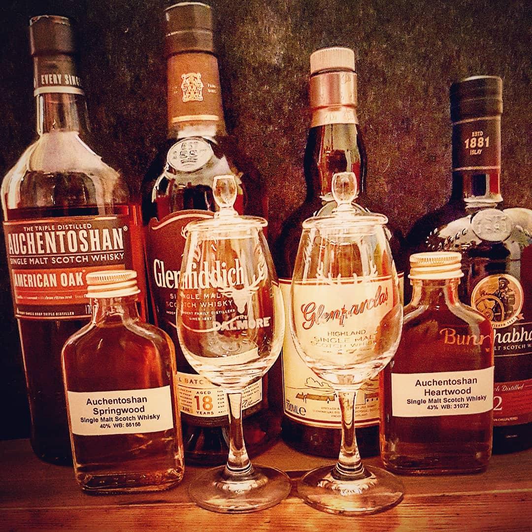 Whiskys mit und ohne Altersangabe