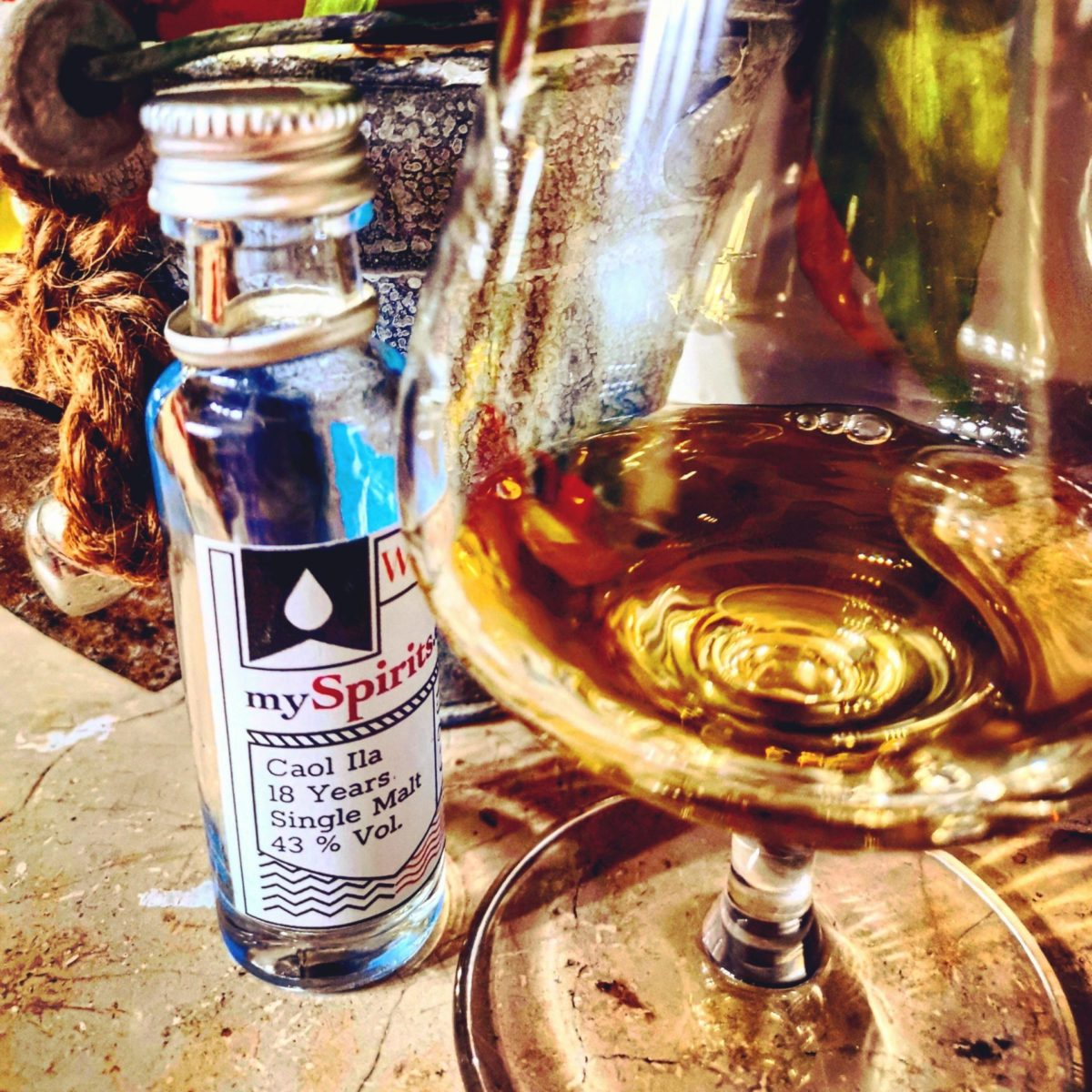 Caol Ila 18 Jahre Islay Single Malt Scotch Whisky