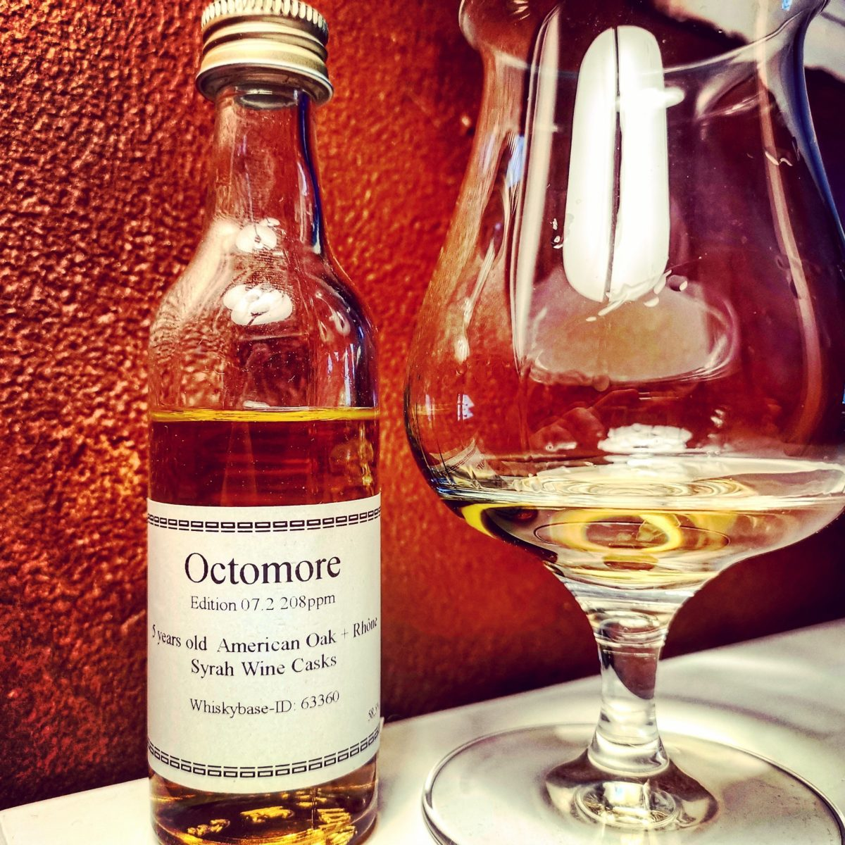 Octomore Edition 07.2 Islay Single Malt Scotch Whisky