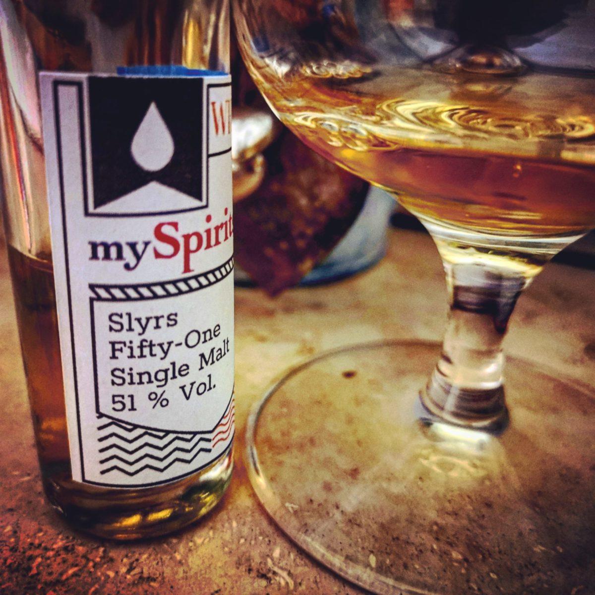 Slyrs Fifty-One German Single Malt Whisky