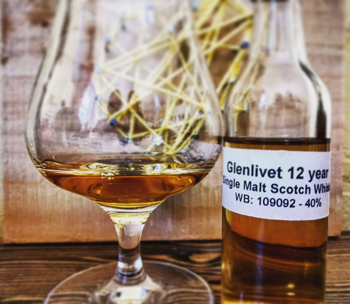 The Glenlivet 12 Jahre Speyside Single Malt Scotch Whisky