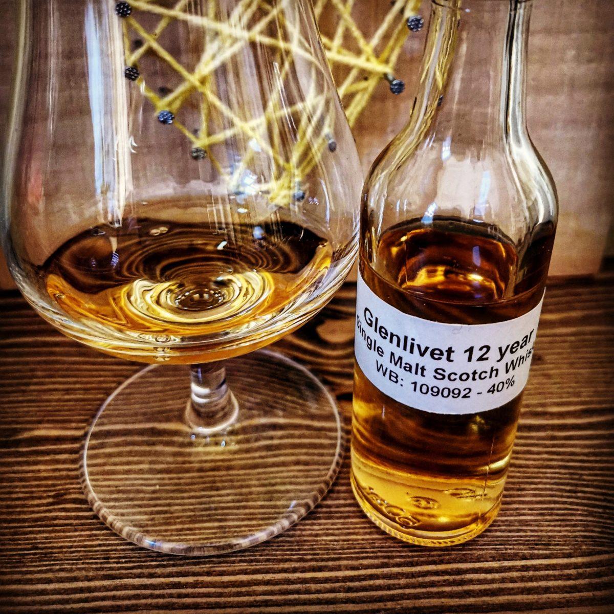 The Glenlivet 12 Jahre Speyside Single Malt Scotch Whisky
