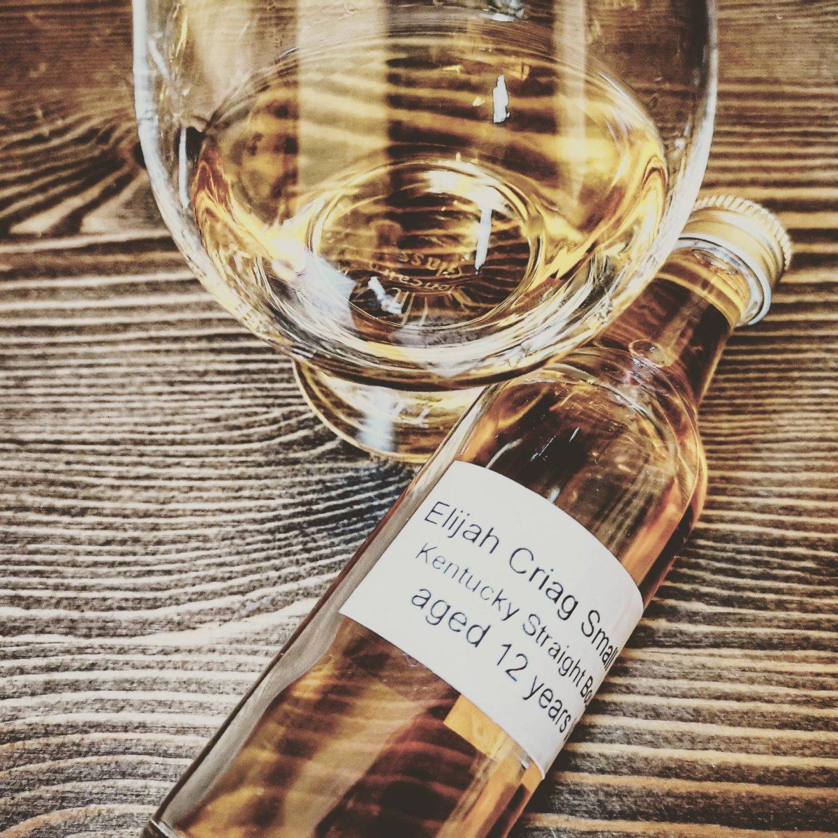 Elijah Craig 12 Jahre Small Batch Kentucky Straight Bourbon Whiskey