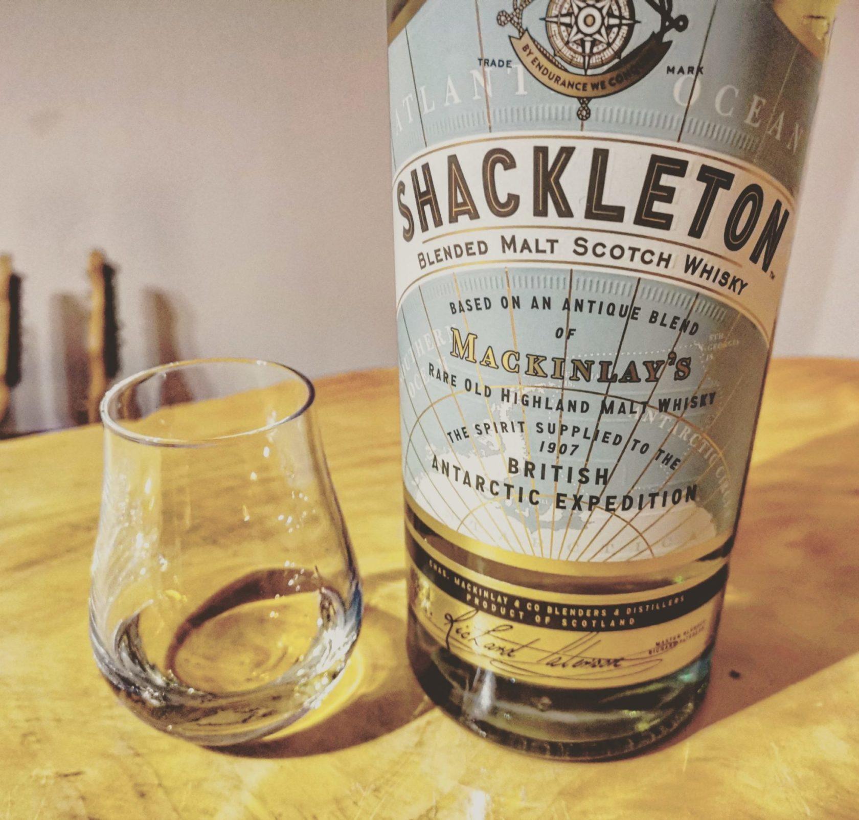 Shackleton Highland Blended Malt Scotch Whisky