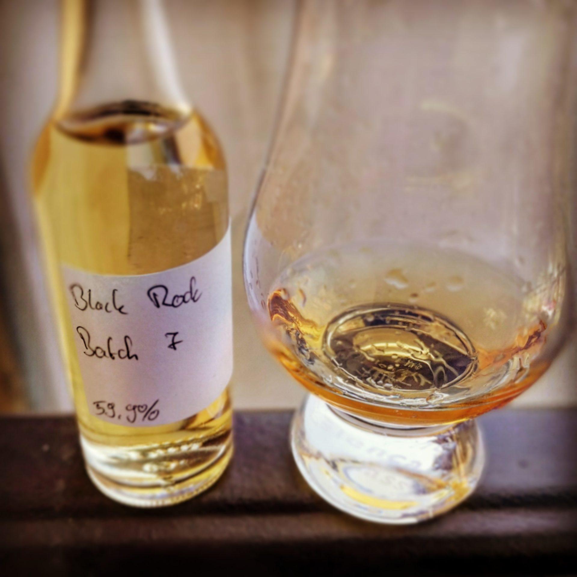 Black Rock Batch 7 Single Malt Irish Whiskey