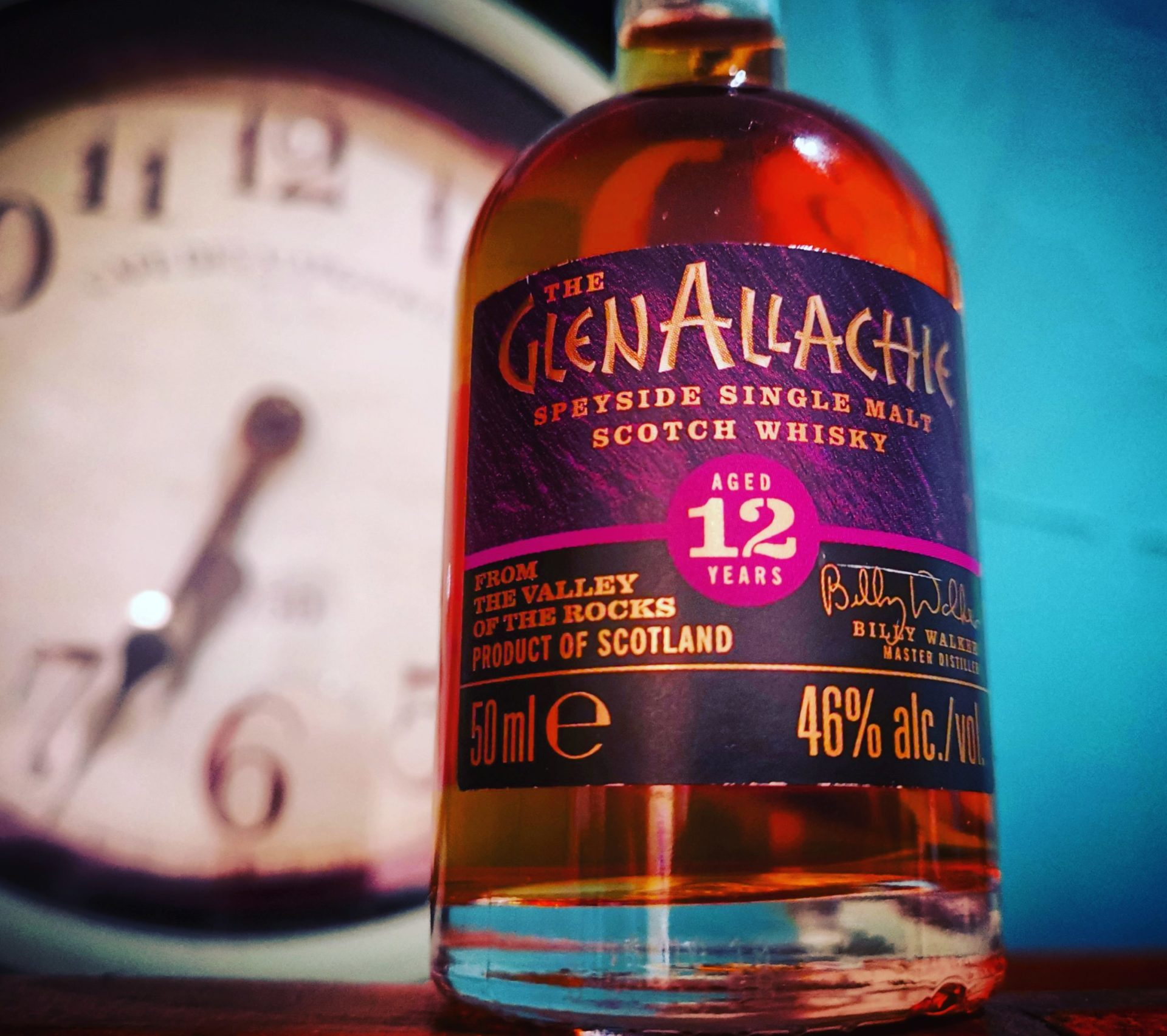 Glenallachie 12 Jahre Speyside Single Malt Scotch Whisky
