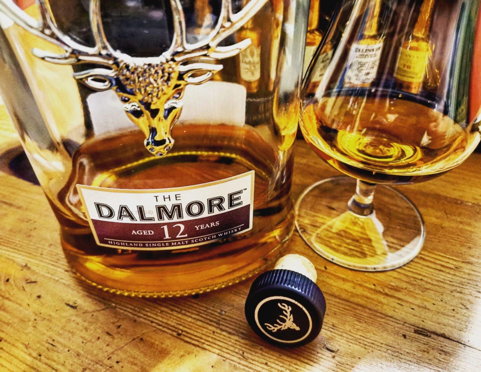 The Dalmore 12 Highland Single Malt Scotch Whisky