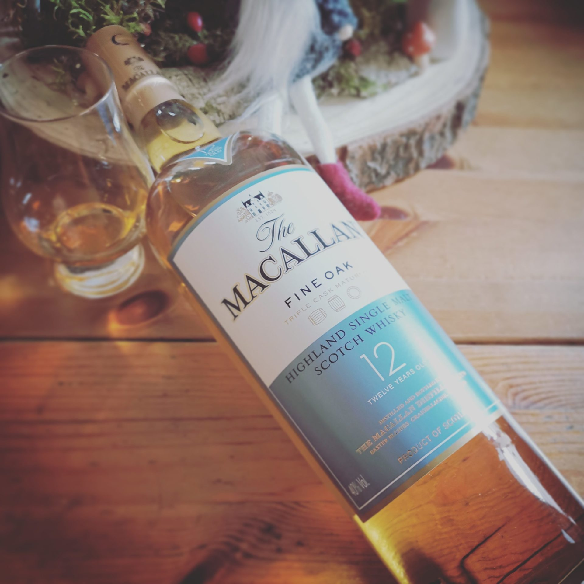 The Macallan 12 Jahre Fine Oak Single Malt Scotch Whisky