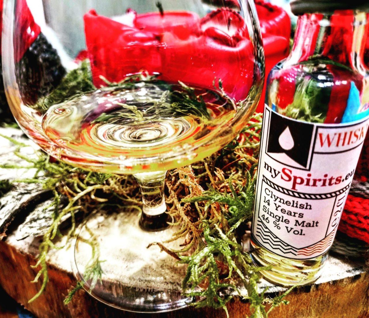 Clynelish 14 Jahre Highland Single Malt Scotch Whisky