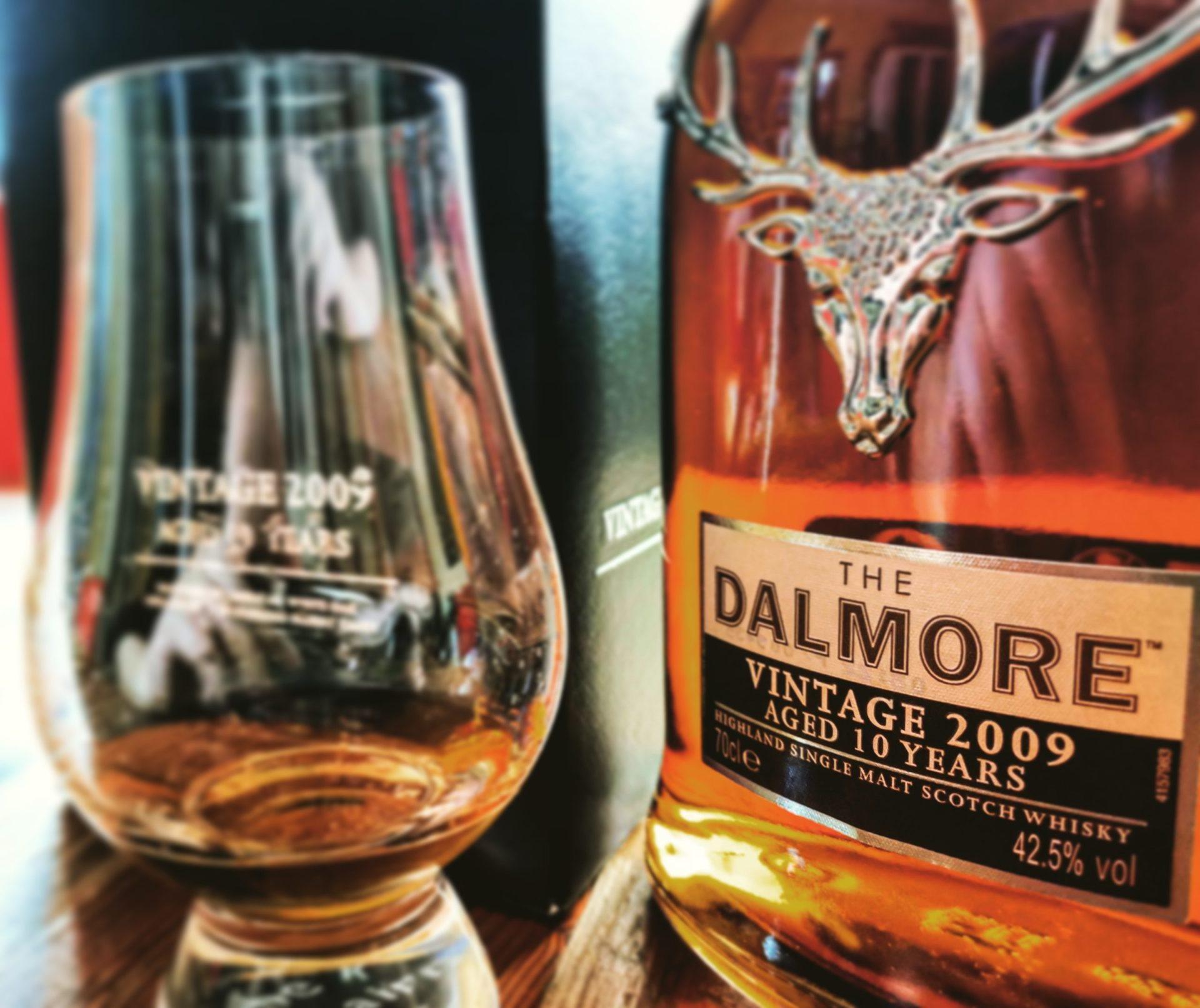 Dalmore 10 Jahre Vintage 2009 Highland Single Malt Scotch Whisky