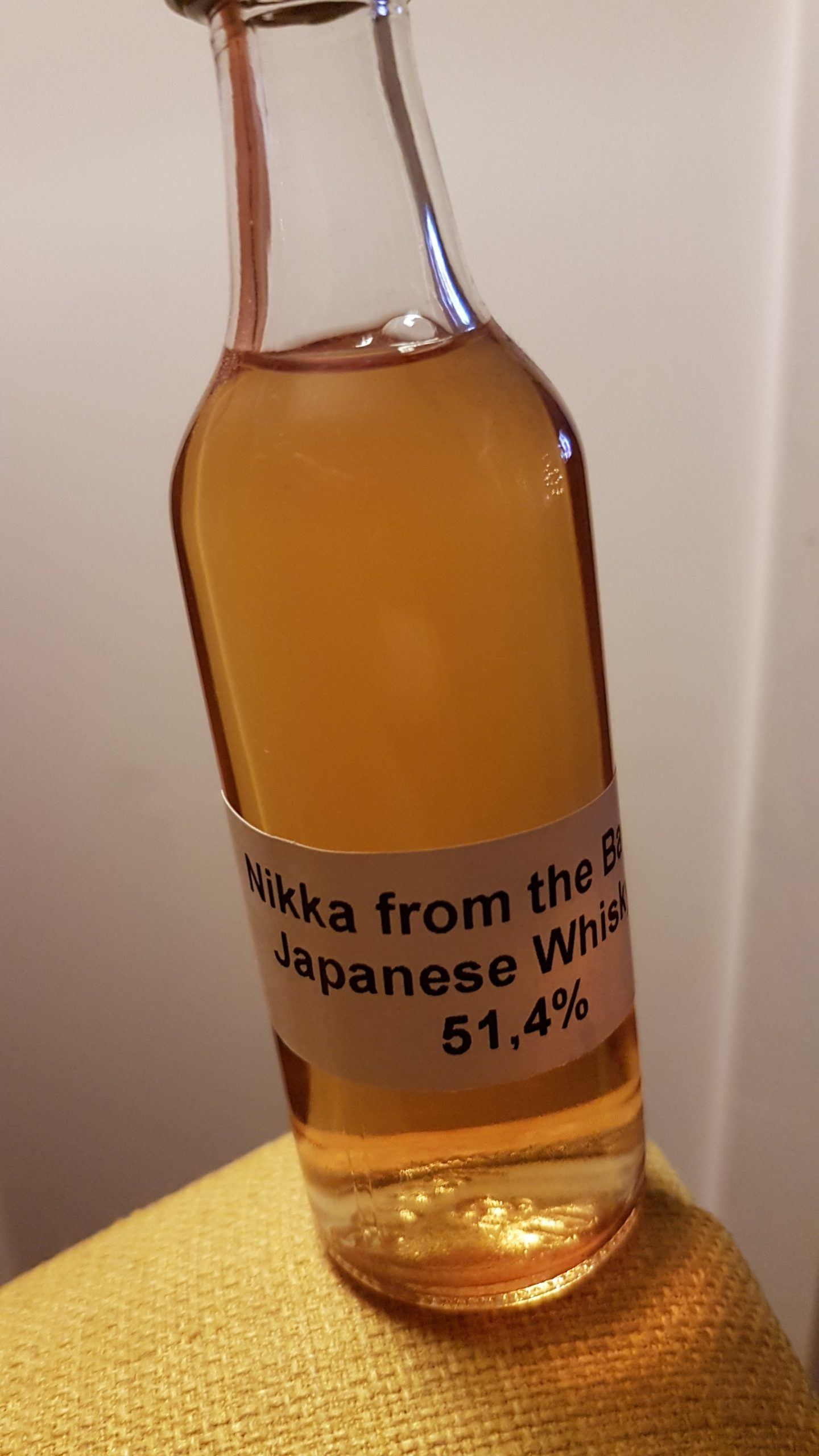 Nikka From The Barrel Japanese Blended Whisky