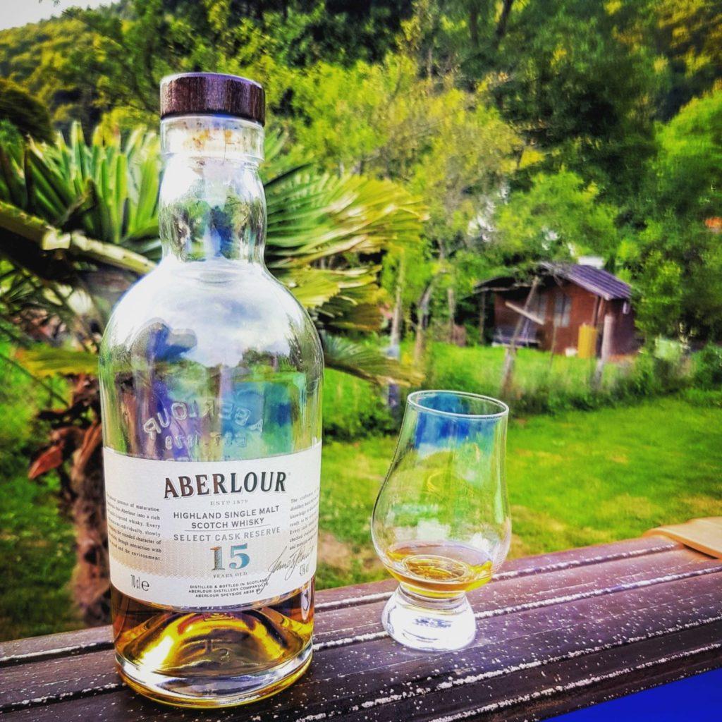 Aberlour 15 years Select Cask Reserve Highland Single Malt Scotch Whisky