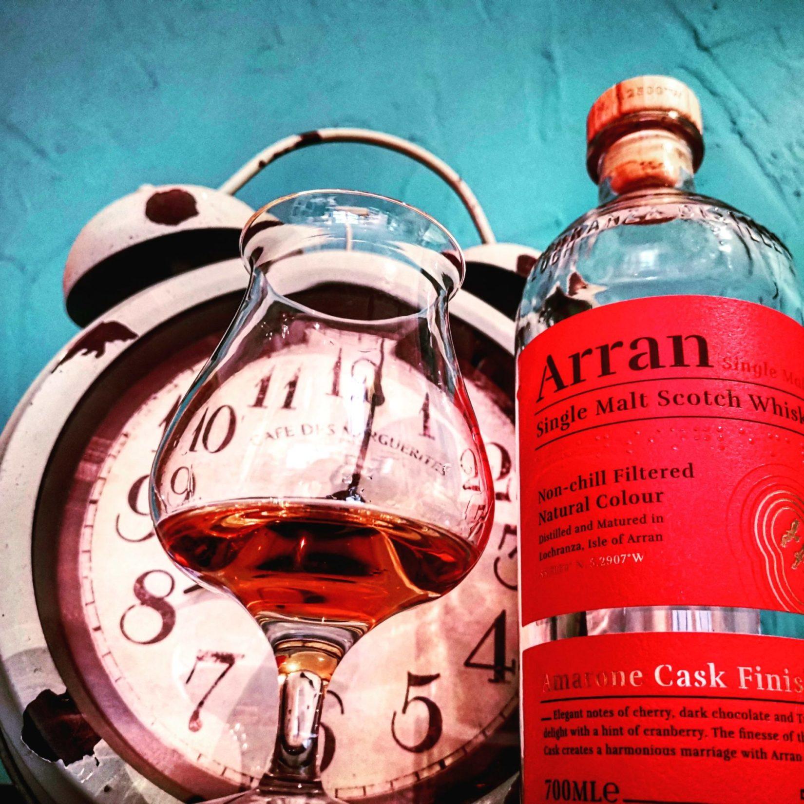 Arran Amarone Cask Finish Islands Single Malt Scotch Whisky