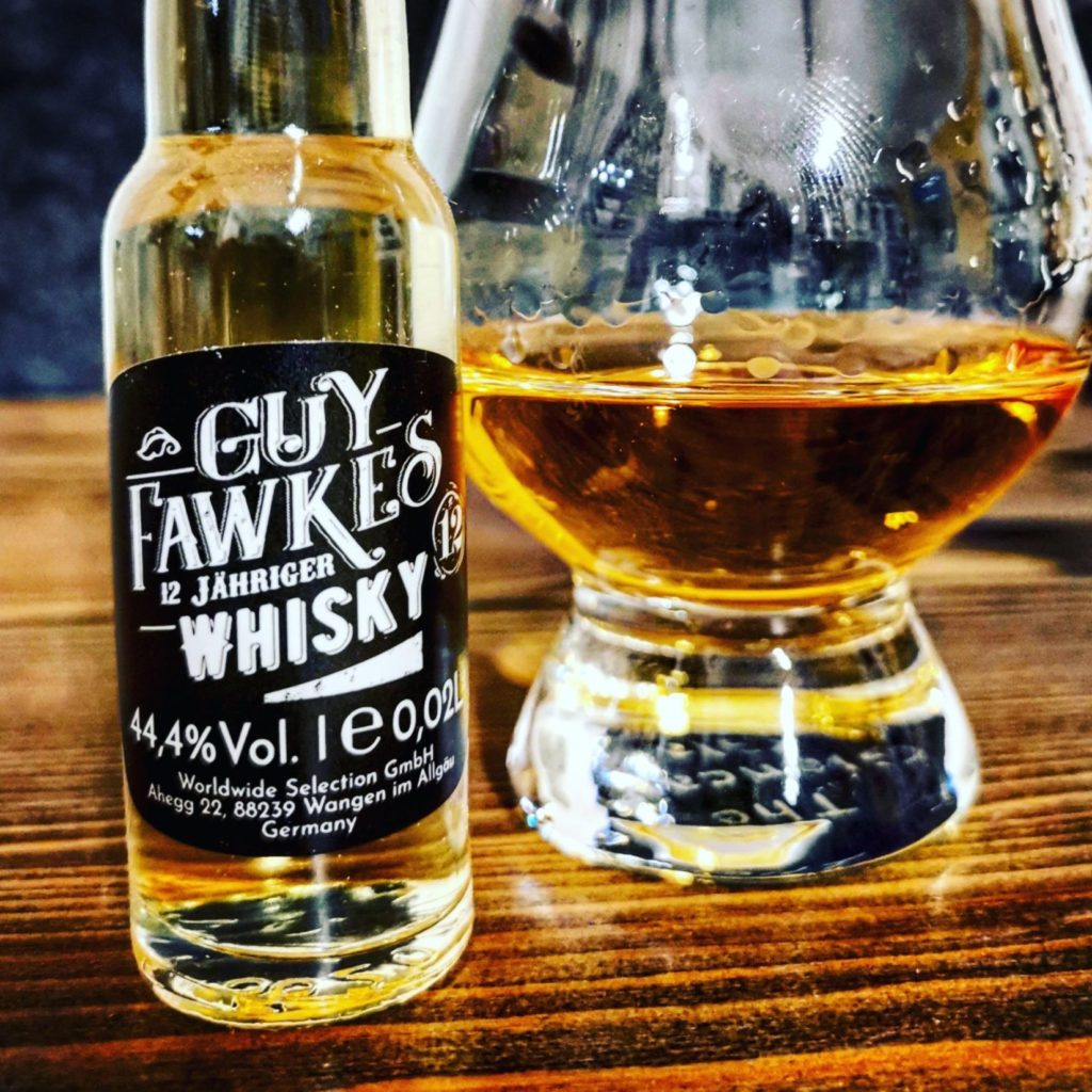 Guy Fawkes 12 Jahre Blended Scotch Whisky